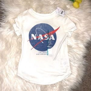 NASA Shirt Toddler 4T